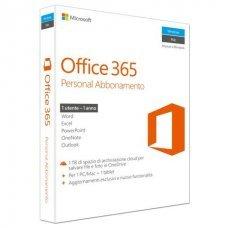 Microsoft Office 365 Personal 1 Utente 5  dispositivi 1 Anno ESD