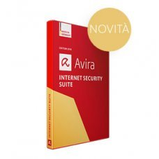 Avira Internet Security 2019 1 PC 1 Anno licenza versione ESD