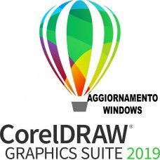 CorelDRAW Graphics Suite 2019 Business versione elettronica IT Aggiornamento per Windows