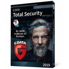 GData Total Security 1 Pc G Data invio Esd immagine