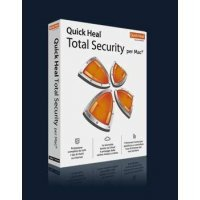 Quick Heal Total Security Per MAC 1 Anno ESD