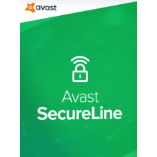 Avast SecureLine VPN 2019 5 dispositivi PC Mac iOs Android 1 Anno ESD