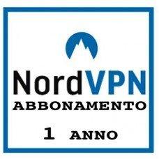 NordVPN Abbonamento 1 Anno