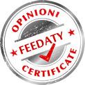 certificato feedaty